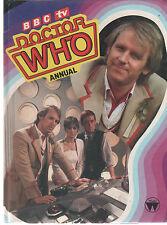 Doctor Who Annnual 1983 BBC TV NEW unread