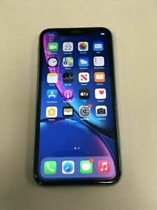 Apple iPhone XR - 64GB - Blue (Unlocked)
