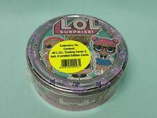Panini L.O.L. Surprise! Glamlife  Tin Box A 40 Karten 4 x Limited Edition LOL