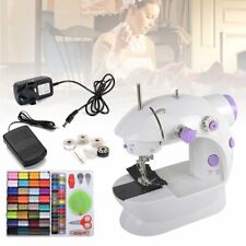 Electric Sewing Machine  Button Hole Free Arm Foot Pedal Mother's Day Gift UK