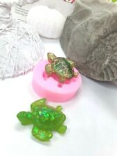 Silicone Mould turtle chocolate clay wax soap resin sugarcraft