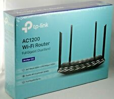 TP-Link Archer C6 AC1200 Wireless Dual Band MU-MIMO Gigabit Router