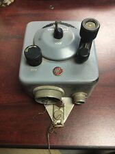 Ww2 Era Aircraft Radio Control Unit C - 22a