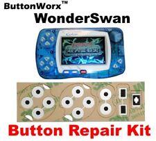 Button Repair for WonderSwan Color & Wonderswan Crystal BAN DAI Bandai