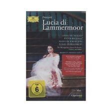Anna Netrebko/Marco Armiliato/+ - Donizetti-Lucia di Lammermoor Blu-ray NEUF