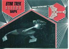Star Trek Aliens Chase Alien Ships S01 Klingon Battlecruiser