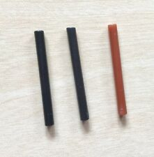 HARRY POTTER STAR WARS WIZARD CASTLE LEGO WANDS BLACK & BROWN FOR MINIFIGS **