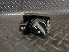 2003 MERCEDES S CLASS W220 HEADLIGHT / HEADLIGHT WIPER SWITCH 2205450704