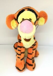 "Spring Curly Tail Disney Tigger Winnie the Pooh Plush Doll 10"" Soft Toy Plush"