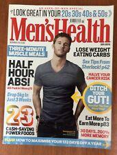 Men's Health November 2011 mag only - Ryan Kwanten + Half Hour Abs ++