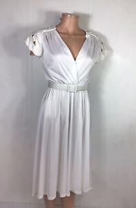 VICTOR COSTA Vintage 70's Dress Womens Medium