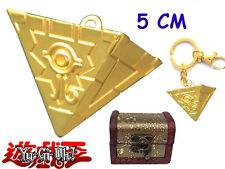 YU-GI-OH PORTACHIAV 3D PUZZLE DEL MILLENNIO 5CM MILLENNIUM KEYCHAIN YUGI PHARAOH