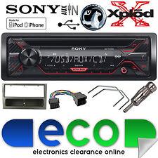 VAUXHALL Corsa 00-04 CDX-G1200U CD MP3 USB AUX IN Radio Stereo Auto (Refurb) Grigio