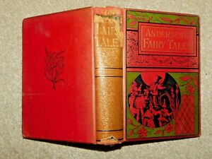 HANS CHRISTIAN ANDERSEN - FAIRY TALES & STORIES - DULCKEN, ILLUSTRATED BAYES