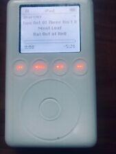 Apple iPod 15Gb 3rd Generation. Battery Upgrade* M9460Ll White
