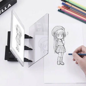 Sketch Tracing Drawing Board Optical Imaging Draw Projector Painting Reflection
