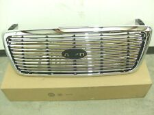 Ford F150 Billet Style Chrome Grill Grille New OEM Part 7L3Z 8200 BA