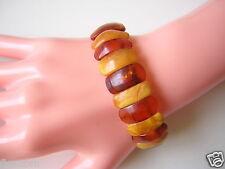 Bernstein Armband Butterscotch Honig 11,0 g Amber Bracelet