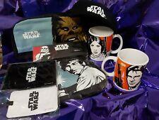 24 pezzi STAR WARS Chewbecca Stormtrooper Leila Luke Skywalker chewie ORIGINALI