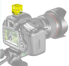 BUBBLE LEVEL HOT SHOE MOUNT FLASH SPIRIT CAMERA CANON 2000D 4000D Z200D 77D 80D