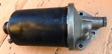 OIL FILTER MOUNT WITH FILTER HOUSING ENGINE PART TOYOTA  12R 1,6cc OHV 8V USED