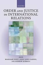 NEW Order and Justice in International Relations