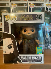 Funko Pop Game Of Thrones 48 Mag The Mighty 2016 SDCC Summer Con Exclusive