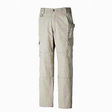 5.11 Tactical 6435805518r 64358 Khaki Women Cotton Canvas Sz 18 Inseam Regular