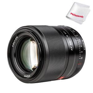 Viltrox 56mm F1.4 Fujifilm X-Mount Autofocus APS-C Portrait Lens For Mirrorless