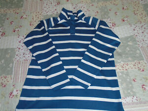 Mountain Warehouse lovely striped sweatshirt in size 18