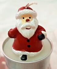 6 Candele Babbo Natale per le feste e la casa Bellissime Xmas  da avere x Natale