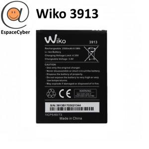 Batterie Wiko 3913 Lenny 4 / Lenny 4 Plus / Harry 2500 mAh