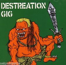 v/a DESTREATION GIG CD punk metal slayer japan oi!