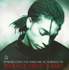Introducing The Hardline According to Terence Trent D'arby CD R&b Soul Album 199