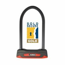 BICICLETA D Candado Abus Granit 53 en Cable Combinación Pack Soldado Seguro Oro