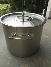 NEW Fissler Original Profi Collection Pan w/Lid 24cm 8 Liter Made in Germany