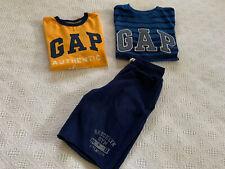 Gap Boys 6/7/8 Shirts Shorts Lot
