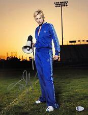 Jane Lynch Signed 11x14 Photo *The Tonight Show *Comedian Beckett BAS E49759