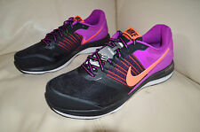 New Nike Womens Dual Fusion X Run Running Shoes 709501-008 Sz 7.5