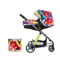 Cosatto Woop 2 in 1 Spectroluxe Travel System
