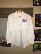1970-80 Era Vintage Pepsi Mens Large Drivers Employee Shirt NOS Riverside