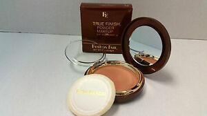 True Finish Pressed Powder Makeup By Fashion Fair FF4 Brun Tendre Lot M NEW