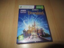 Xbox 360 Kinect - Disneyland Adventures - Neuf et Scellé GB Version Pal
