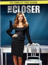The Closer : The complete Third Season - [Region 1] Brand New Sealed