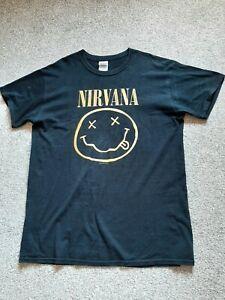 Nirvana 1992 T-Shirt Vintage Kurt Cobain