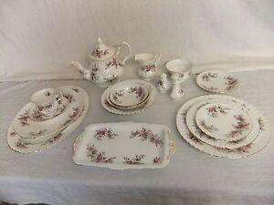 c4 Porcelain Royal Albert Lavender Rose 1B6B