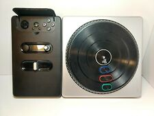 Video Game Accessory - DJ HERO TURNTABLE Gamepad/Controller - Sony PS2/PS3 Only