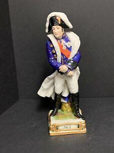 "Porcelain ""Ney"" Soldier Figurine 8.75"" High"