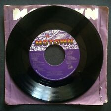 """SMOKEY ROBINSON """"JUST TO SEE HER/I'M GONNA LOVE YOU"""" 1877 MF (1986) 7"""" 45 SINGLE"""