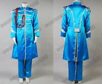 The Beatles Sgt.Pepper's Lonely Paul McCartney Cosplay Costume Outfit Suit Shirt